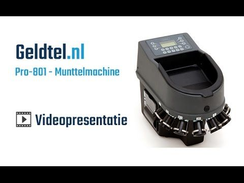 Muntelmachine 801 - Geldtel.nl
