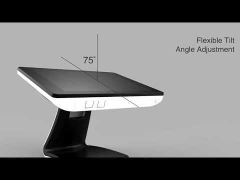 SAM4S POS Terminal 'TITAN S' PR Video (2016)